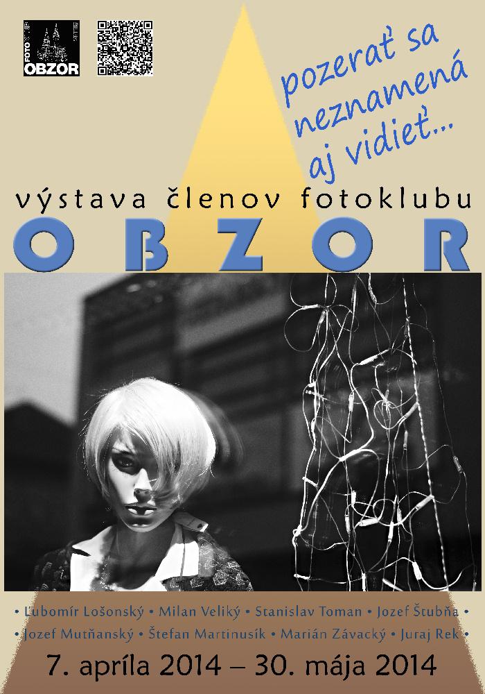 Výstava fotoklubu OBZOR