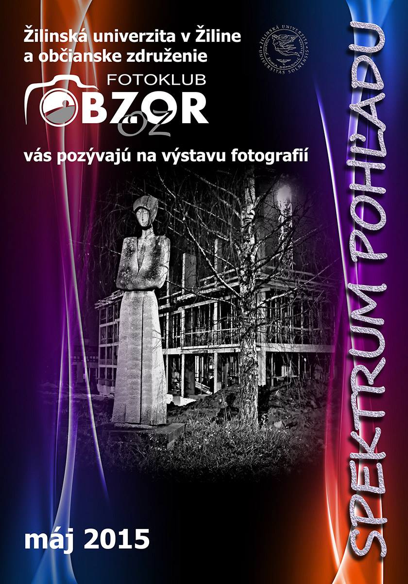 Výstava fotoklubu OBZOR OZ